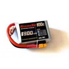100C 1800 mAh 4S