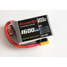 100C 1600 mAh 4S