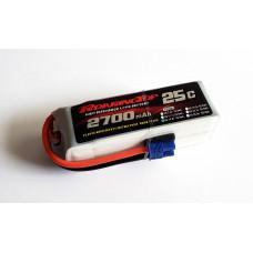25C 2700 mAh 4S with EC3 or XT60 Plugs