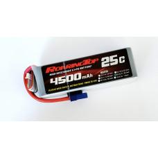 25C 4500 mAh 6S with EC5 Plugs