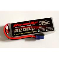 35C 2200 mAh 3S with EC3/DEANS/XT60 Plug