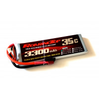 35C 3300 mAh 2S with Deans Plugs