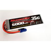 35C 5000 mAh 5S with EC5 Plugs