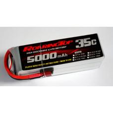 35C 5000 mAh 6S with EC5 Plugs