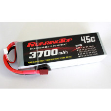 45C 3700 mAh 4S with Deans Plugs