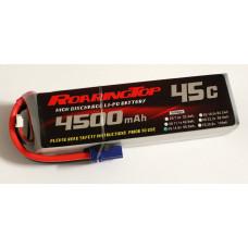 45C 4500 mAh 4S with EC5 Plugs