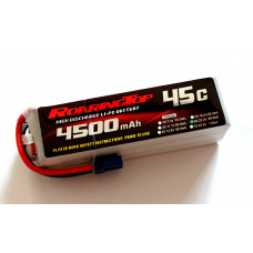 45C 4500 mAh 6S with EC5 Plugs