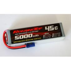 45C 5000 mAh 4S with EC5