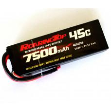 45C 7500 mAh  2S2P (Hard Case Type 2)