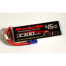 45C 3300 mAh 4S with EC5 Plugs