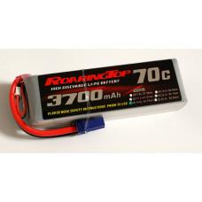 70C 3700 mAh 4S with EC5 Plugs
