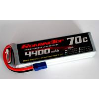 70C 4400 mAh 4S with EC5 Plugs
