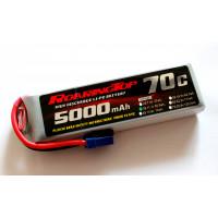70C 5000 mAh 3S with EC5 Plug