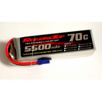 70C 5500 mAh 5S with EC5 Plugs