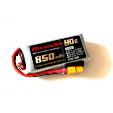 80C 0850 mAh 3S